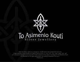 nº 71 pour Logo for silver jewellery eshop par arjuahamed1995