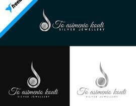 nº 40 pour Logo for silver jewellery eshop par tauhidislam002