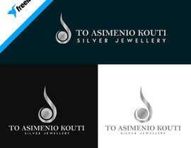 nº 43 pour Logo for silver jewellery eshop par tauhidislam002