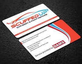 #89 for Design a Keyring Card for an Auto Body Shop af sadekursumon