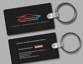 #29 for Design a Keyring Card for an Auto Body Shop af Rubel218