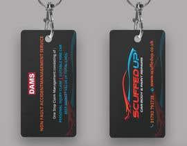 #170 for Design a Keyring Card for an Auto Body Shop af mamun313