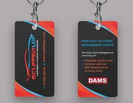 #183 for Design a Keyring Card for an Auto Body Shop af mamun313