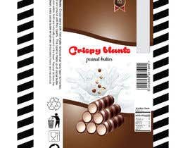"""#25 for design package wrapper metallic film for """"crispy blunts"""" by paulall"""
