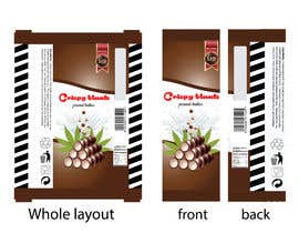 """#30 for design package wrapper metallic film for """"crispy blunts"""" by paulall"""