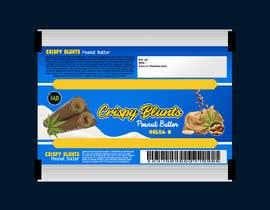 "#32 for design package wrapper metallic film for ""crispy blunts"" by AzrockDesigns"