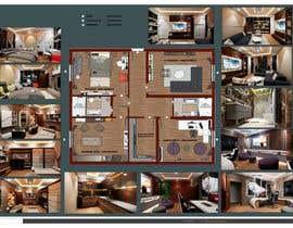 nº 56 pour designing my apartment par amleshtirkey6
