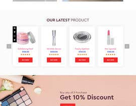 #66 for Michael Marcus Cosmetic rebrand and launch via shoppify by saidesigner87