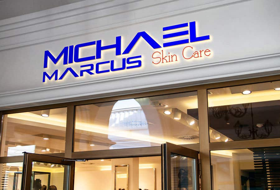 Contest Entry #                                        67                                      for                                         Michael Marcus Cosmetic rebrand and launch via shoppify