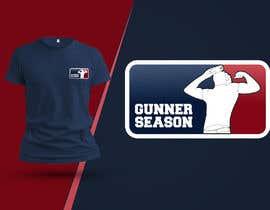 #36 for Gunner season league logo for t shirt af prantabhowal2001