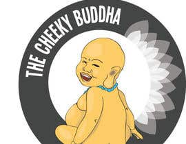 nº 28 pour Design a Logo for The Cheeky Buddha par Hannahrachael