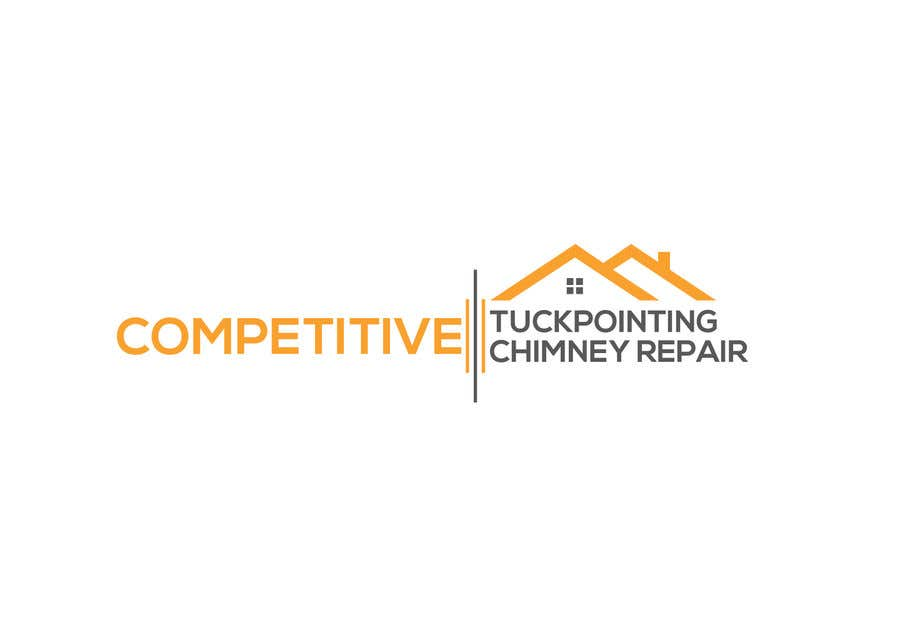 Contest Entry #                                        96                                      for                                         Logo for tuckpointing & chimney repair company