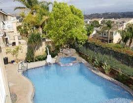 morales1296 tarafından Backyard pool/landscaping design için no 19