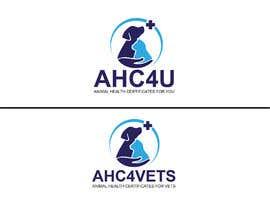 #12 untuk Design a logo for pet health certificates website oleh jakirhusain62126
