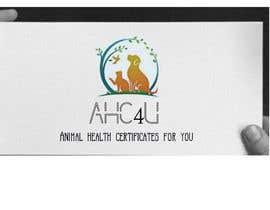 #113 untuk Design a logo for pet health certificates website oleh Emandahy97