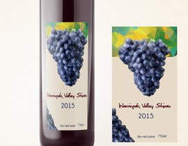 nº 13 pour Design a Logo for Wine Label par Melody7177