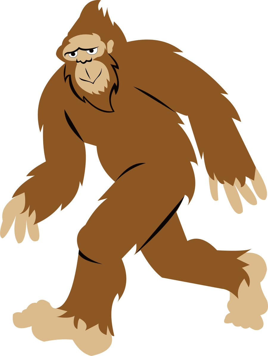 Contest Entry #                                        8                                      for                                         Bigfoot (USA)
