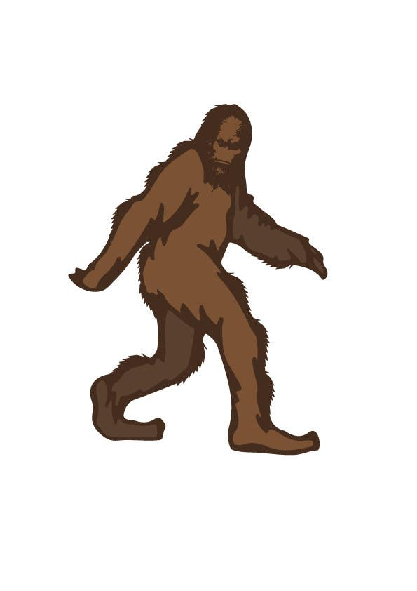 Contest Entry #                                        3                                      for                                         Bigfoot (USA)