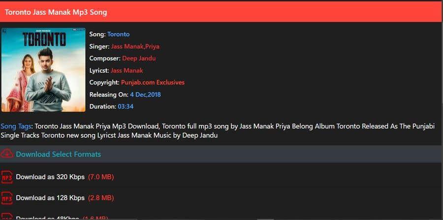 Penyertaan Peraduan #                                        26                                      untuk                                         Looking to buy music for my project