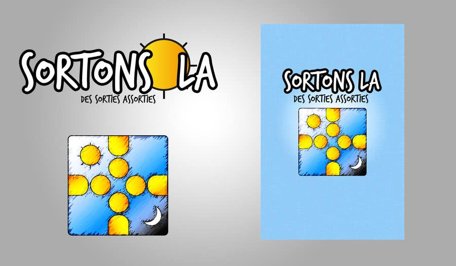 Contest Entry #10 for Concevez un logo/icon and splashcreen for an mobile app