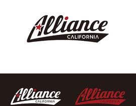 #1582 para ALLIANCE CALIFORNIA por DudungWahid