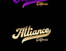 #1559 para ALLIANCE CALIFORNIA por SilviDesign