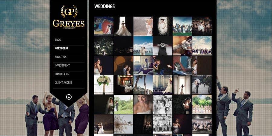 Inscrição nº 65 do Concurso para Design a Logo for Greyes Photography