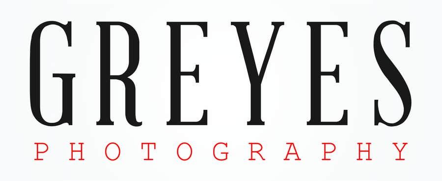 Inscrição nº 287 do Concurso para Design a Logo for Greyes Photography