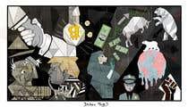 """Photoshop Intrarea #6 pentru concursul """"Spin on Picasso's Guernica"""""""