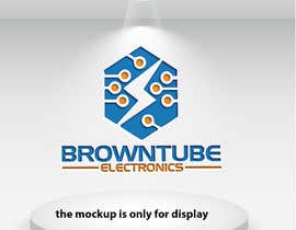 """#8 for Create a logo for a company called """"BrownTube Electronics"""" by khairulit420"""