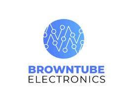 "#24 for Create a logo for a company called ""BrownTube Electronics"" by sebastianduafree"