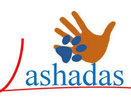 #183 for Design a Logo for Lashadas by leomax67l