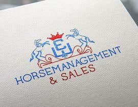 #103 for Design eines Logos for a horse selling company -- 2 af ayubouhait