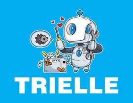 #620 for Logo for Trielle af sharminnaharm