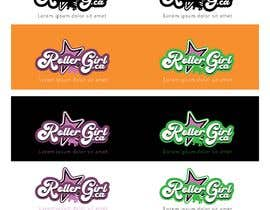 #177 para Refresh the RollerGirl.ca branding (new logo, colours & fonts for our roller skate shop) por dule963