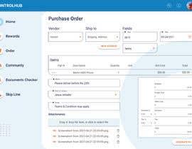 FSamiah tarafından UI Design for web product using Material UI için no 15