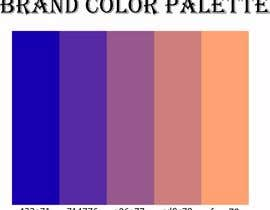 #15 for Brand color palette by Arpanawasthi