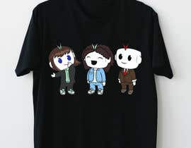 designertoukir tarafından Looking for a T-shirt design using company mascots için no 21