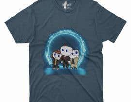 hossainrazib0811 tarafından Looking for a T-shirt design using company mascots için no 128