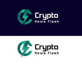 #1272 untuk Logo Design for Crypto News Site oleh sajjad1979