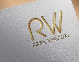 #222 cho Royal Whispers - design a label bởi Mahfuzur485
