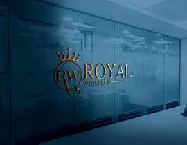 #69 for Royal Whispers - design a label by ronykumar668