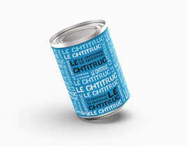 #39 untuk Need a tin can sticker in three colours versions oleh AbuSufian123311