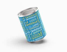 #40 untuk Need a tin can sticker in three colours versions oleh AbuSufian123311