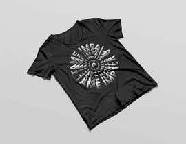#49 cho Create a cool psychedelic band t-shirt bởi rabbyrohomotula0