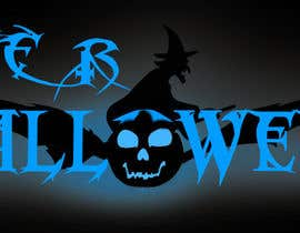 #37 for design halloween logo af rahulroy267