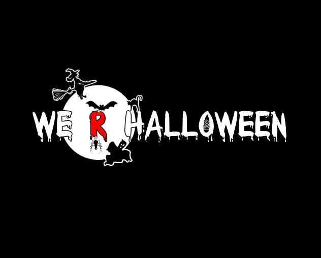 Penyertaan Peraduan #64 untuk design halloween logo