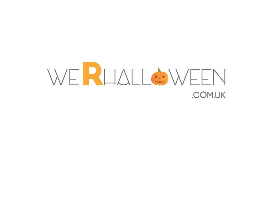 Penyertaan Peraduan #3 untuk design halloween logo