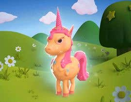 #81 para 3D models for Unicorn por ngoctramtnpgraph
