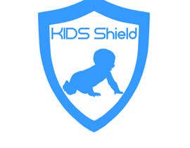 #8 for Σχεδιάστε ένα Λογότυπο for Kids Shield by dpeter
